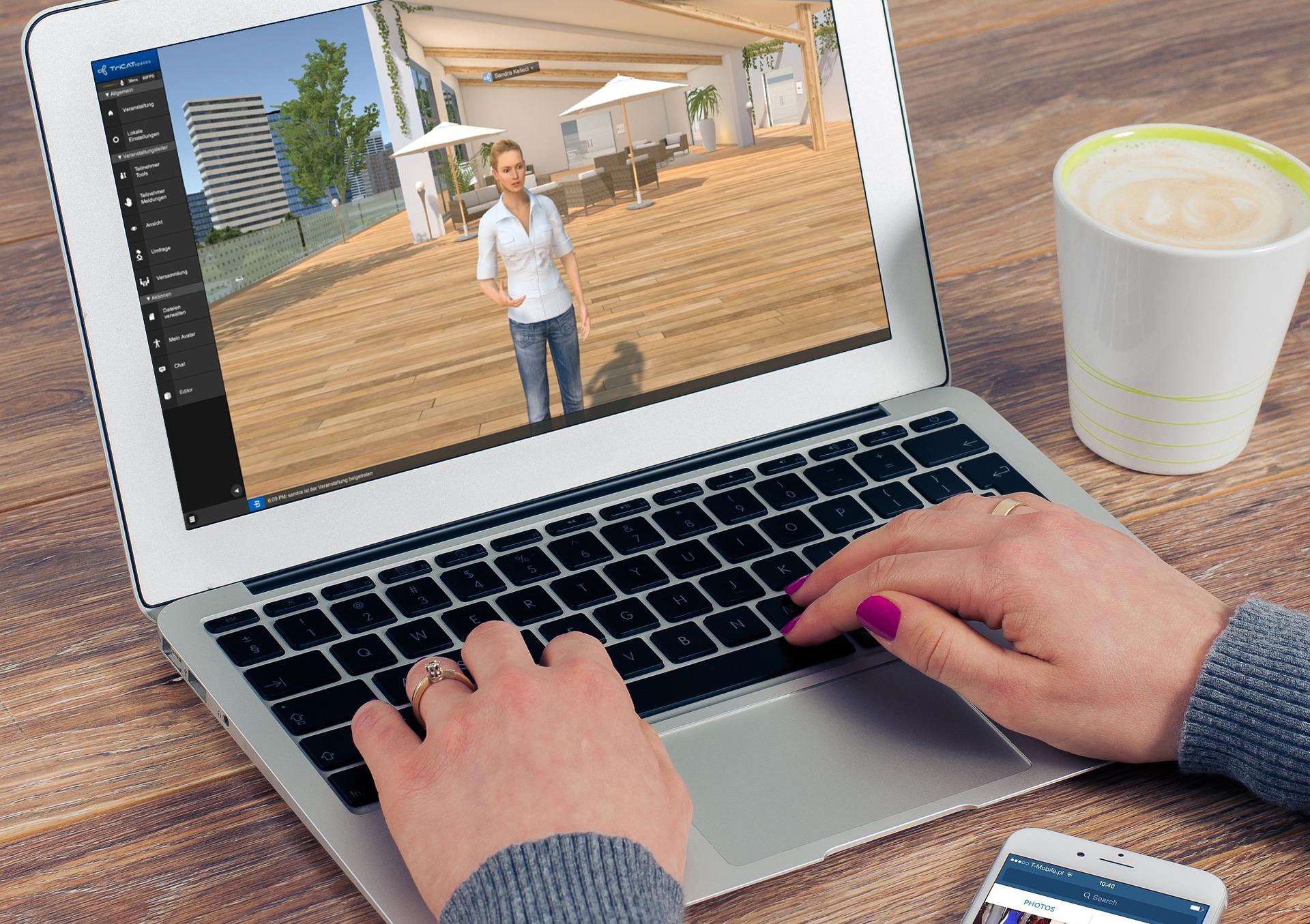 Onlinetraining in seiner neuen Dimension