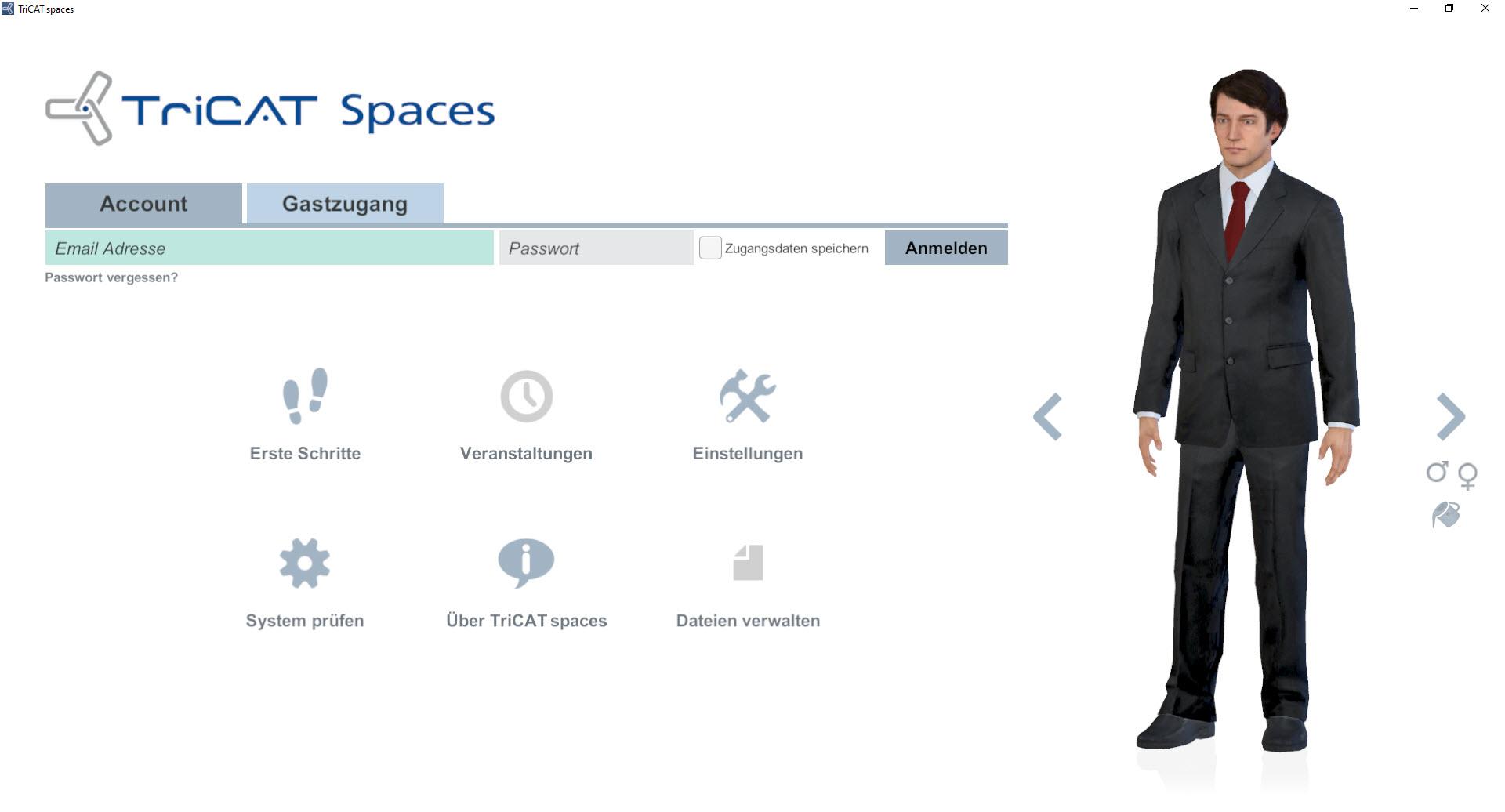 Online-Seminare in der virtuellen 3D Lernumgebung der Avatar